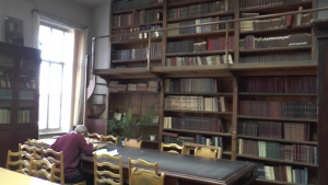 "Department of manuscripts and rare books of Kazan Federal University – a peaceful harbor of ""the ships of thoughts"""