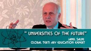 "Open lecture "" Universities of the future"""