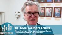 Economics. Dr. Klaus-Albert Bauer