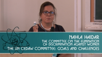 The UN CEDAW Committee: goals and challenges
