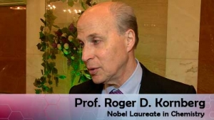 Nobel Prize Laureate Roger David Kornberg about KFU