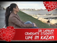 Sri Lankan graduate student talks of life in Kazan
