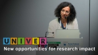 Times Higher Education. New opportunities for research impact. Bhavna Davé /31.08.2018/